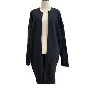 Vintage Made for Saks Fifth Avenue Black Cardigan